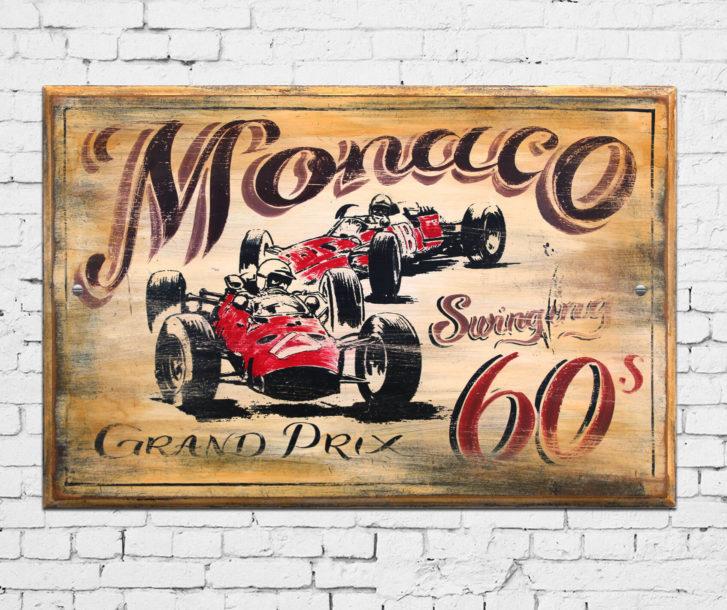 Monaco Grand Prix 1960's