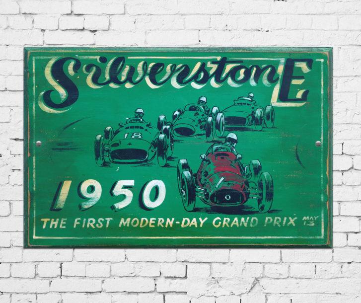 British Grand Prix 1950