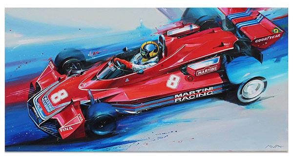 Martini Racing Brabham BT45