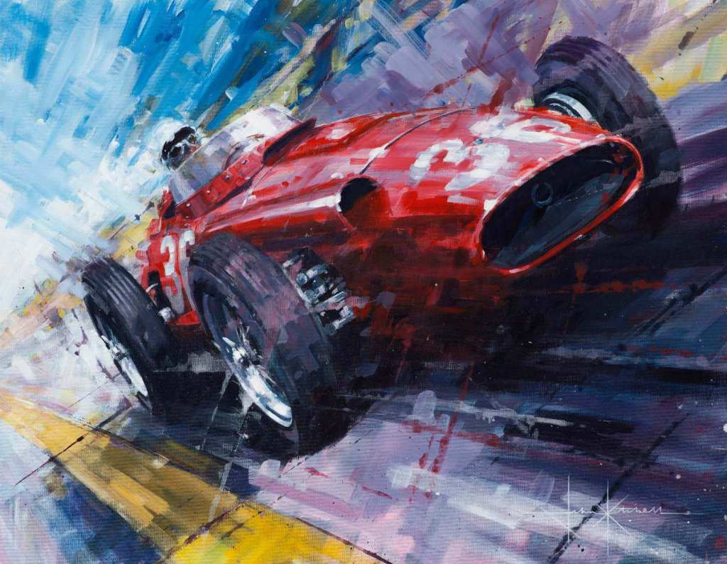 Royal Automobile Club – The Art of Motoring