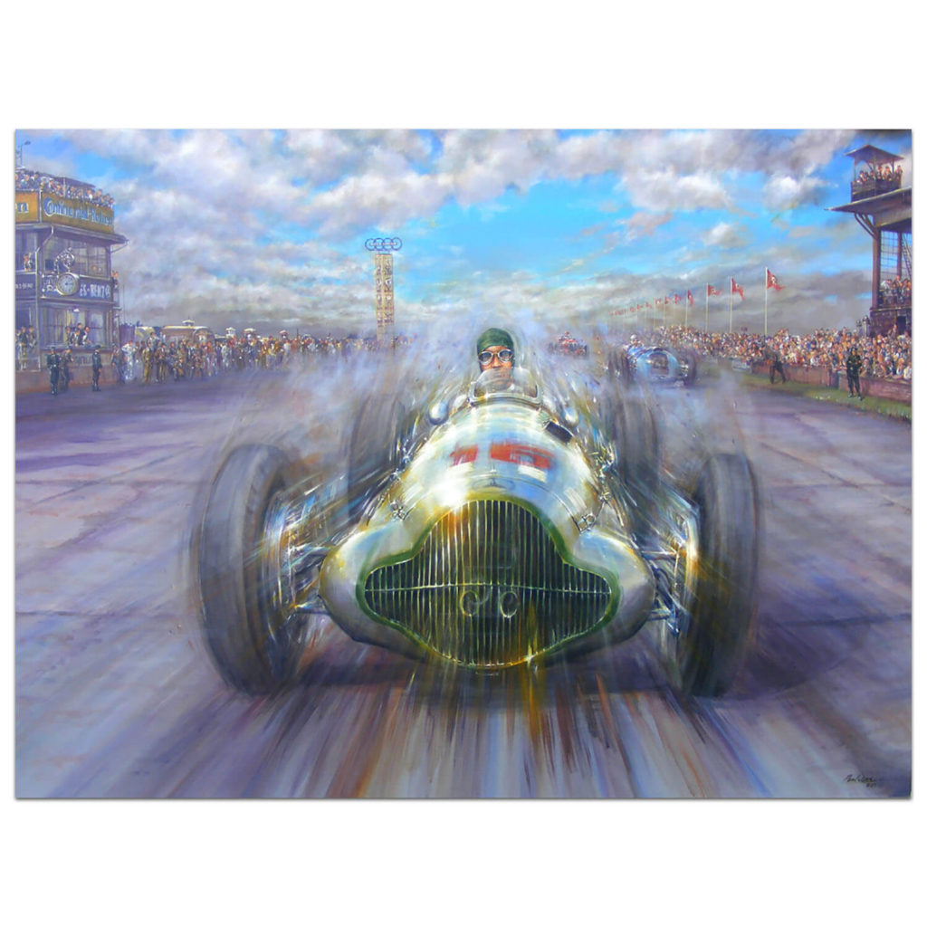 Paul Dove – Motorsport Artist