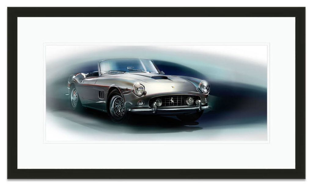 Professional Car Designer Frederic Dams Still Loves Auto Art